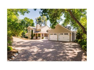 Littleton Single Family Home Under Contract: 1840 West Lake Avenue