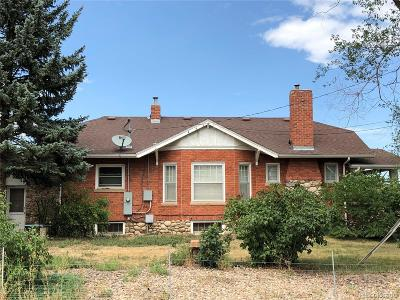 Golden Single Family Home Under Contract: 15641 West 56th Place