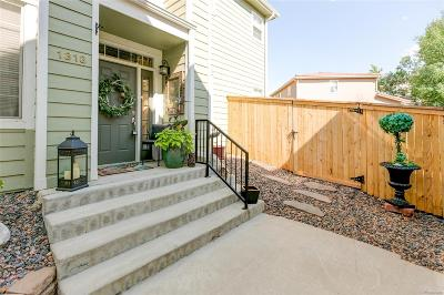 Highlands Ranch Condo/Townhouse Active: 1313 Carlyle Park Circle