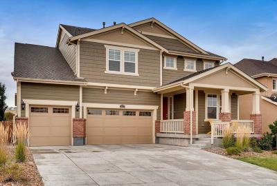 Arvada Single Family Home Under Contract: 18575 West 83rd Drive