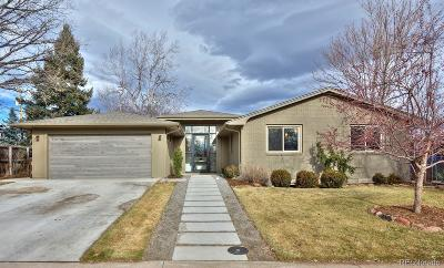 Boulder CO Single Family Home Active: $1,295,000