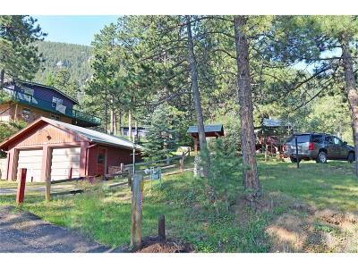 Cascade Single Family Home Under Contract: 10225 Mountain Road