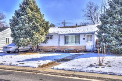 Aurora CO Single Family Home Active: $240,000