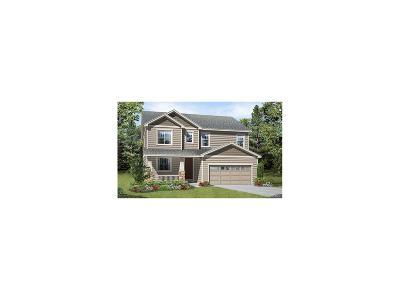 Castle Rock Single Family Home Under Contract: 1222 Castle Creek Court