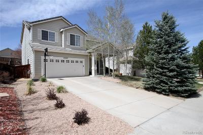 Highlands Ranch CO Single Family Home Active: $425,000