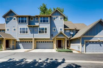 Boulder County Condo/Townhouse Active: 2261 Watersong Circle