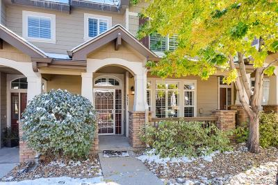 Highlands Ranch Condo/Townhouse Active: 8351 Stonybridge Circle