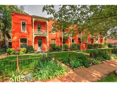 Boulder Condo/Townhouse Active: 417 Mapleton Avenue #A