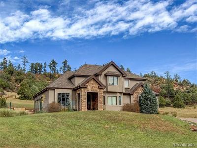 Douglas County Single Family Home Active: 4593 Mohawk Drive