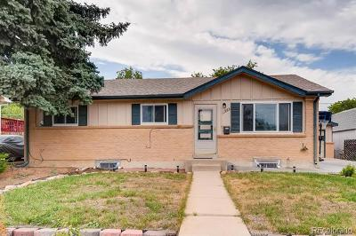 Northglenn Single Family Home Active: 1969 East 116th Avenue