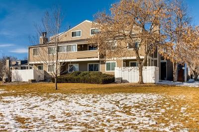 Denver Condo/Townhouse Under Contract: 8095 East Colorado Avenue #6