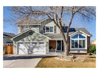 Highlands Ranch Single Family Home Under Contract: 9343 Montrose Way