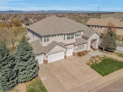Lone Tree Single Family Home Under Contract: 10591 Lieter Place