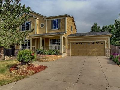 Arapahoe County Single Family Home Active: 4406 South Joplin Way