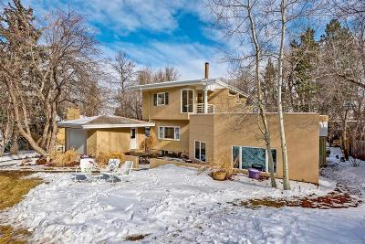 Boulder Single Family Home Under Contract: 1116 6th Street