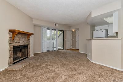 Littleton Condo/Townhouse Under Contract: 5250 South Huron Way #7208