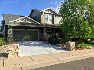 Aurora Single Family Home Active: 7143 South Flat Rock Court