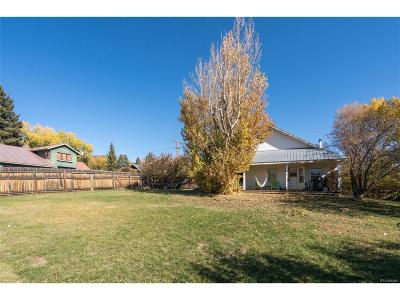 Steamboat Springs Single Family Home Under Contract: 1139 Soda Ridge Way