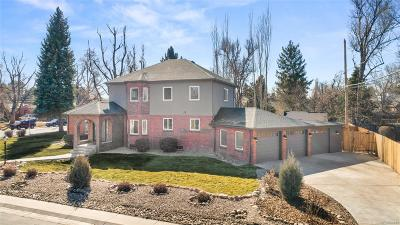 Denver Single Family Home Active: 2395 Locust Street