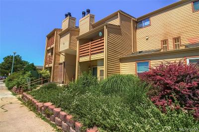 Denver Condo/Townhouse Active: 7665 East Eastman Avenue #B206