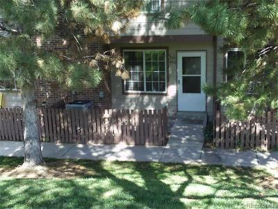 Highlands Ranch Condo/Townhouse Sold: 956 Summer Drive #23C