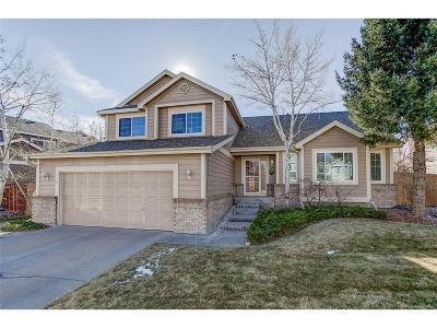 Highlands Ranch Single Family Home Under Contract: 9209 Lark Sparrow Trail