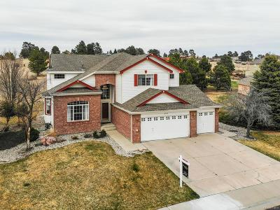 Parker Single Family Home Under Contract: 10762 Quail Creek Drive