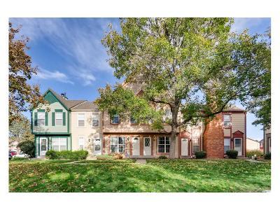 Aurora Condo/Townhouse Under Contract: 1713 South Blackhawk Way #C