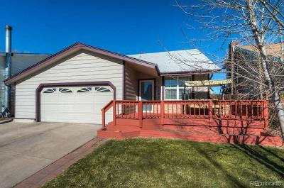 Arvada Single Family Home Active: 7785 Carr Court