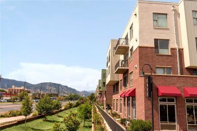 Boulder Condo/Townhouse Active: 3301 Arapahoe Avenue #319