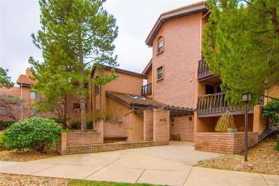 Boulder Condo/Townhouse Under Contract: 4475 Laguna Place #317