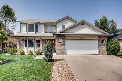 Greeley Single Family Home Active: 4935 West C Street