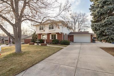 Littleton CO Single Family Home Active: $450,000