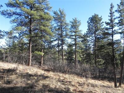 Larkspur CO Residential Lots & Land Active: $99,900