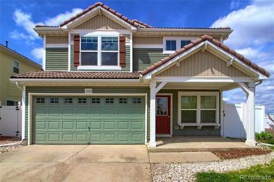 Denver Single Family Home Active: 21339 Randolph Place