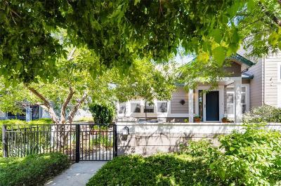 Lafayette Condo/Townhouse Under Contract: 2089 North Fork Drive