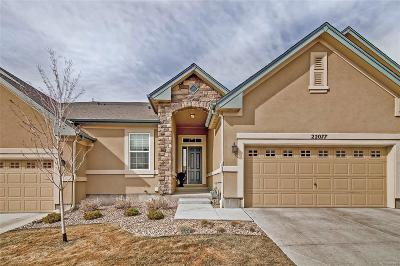 Saddle Rock Condo/Townhouse Under Contract: 22077 East Euclid Drive