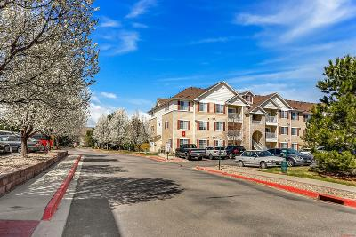 Littleton Condo/Townhouse Under Contract: 4451 South Ammons Street #1-204
