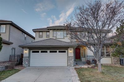 Highlands Ranch Single Family Home Active: 3446 Westbrook Lane