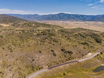 Steamboat Springs Residential Lots & Land Active: 32300 Cr 41