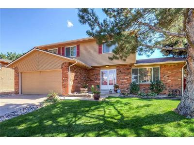 Single Family Home Sold: 18004 East Idaho Place