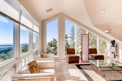 Boulder Single Family Home Active: 6030 Red Hill Road