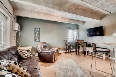 Alamo Placita, Capital Hill, Capitol Hill, Governor's Park, Governors Park Condo/Townhouse Active: 590 Logan Street #201