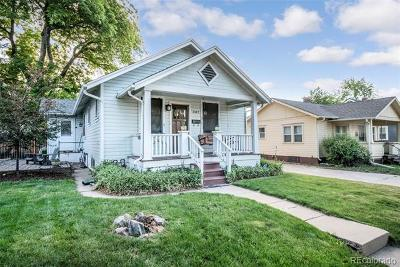 Denver Single Family Home Active: 3947 Winona Court