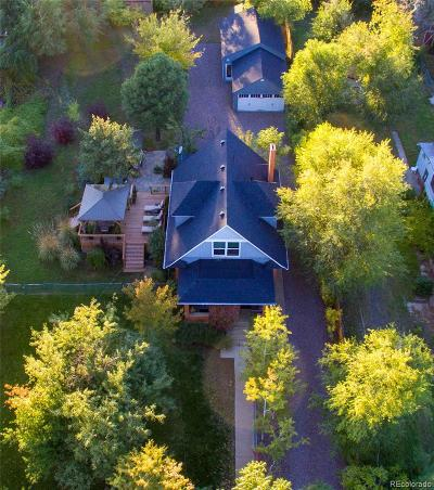 Arvada Single Family Home Active: 5035 Carr Street