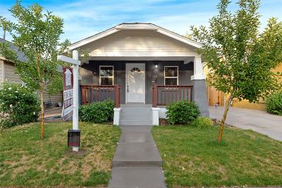 Englewood Single Family Home Under Contract: 2968 South Lincoln Street
