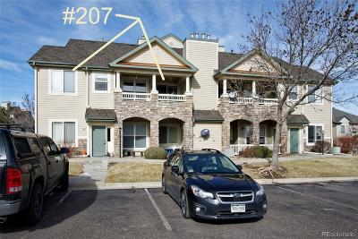 Littleton Condo/Townhouse Active: 8354 South Holland Way #207