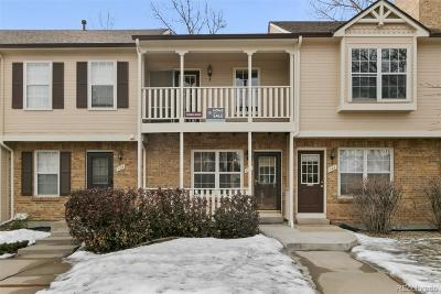 Louisville CO Condo/Townhouse Under Contract: $315,000