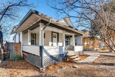 Englewood Single Family Home Under Contract: 3314 South Pennsylvania Street