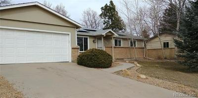 Broomfield Single Family Home Active: 965 West 11th Avenue